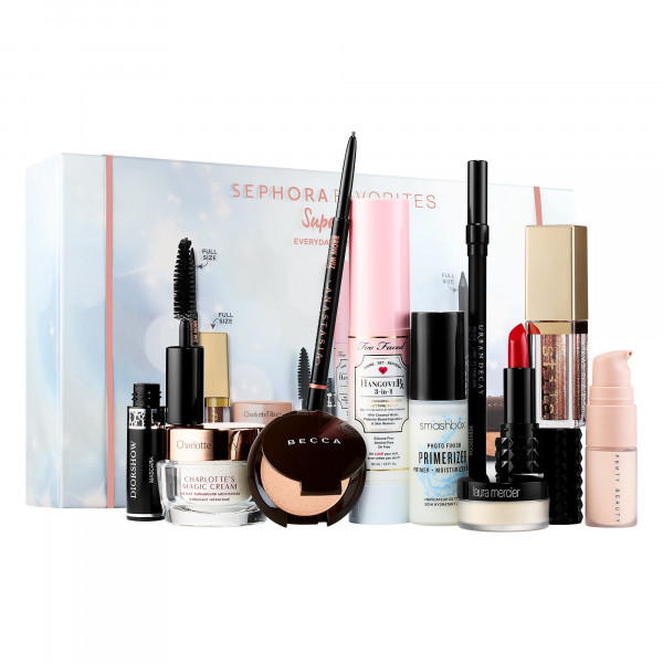 Sephora Favourites Superstars Kit Everyday Must Haves