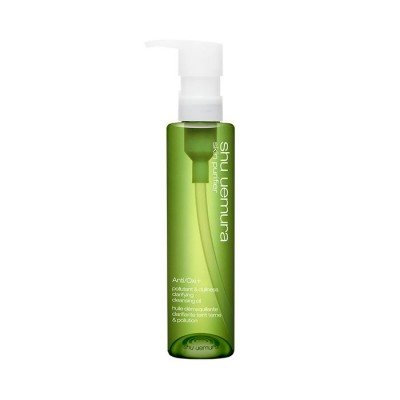 Shu Uemura Anti/Oxi + Pollutant & Dullness Clarifying Cleansing Oil 150ml