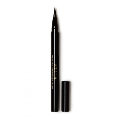 Stay All Day® Waterproof Liquid Eye Liner -Intense Black-