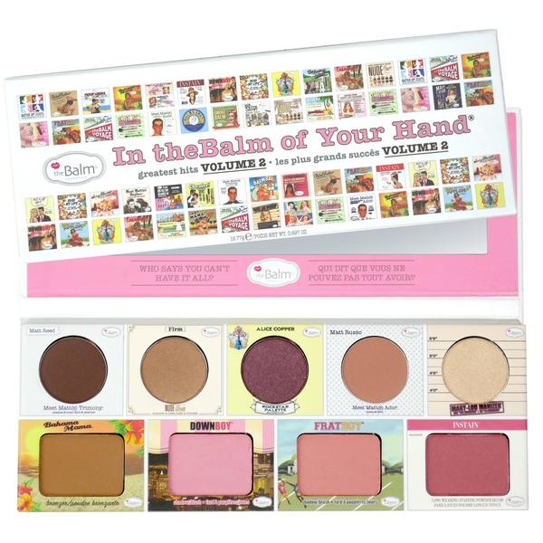 In The Balm Of Your Hand Palette Vol. 2