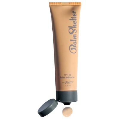 Balm Shelter Tinted Moisturizer SPF18 - Lighter Than Light