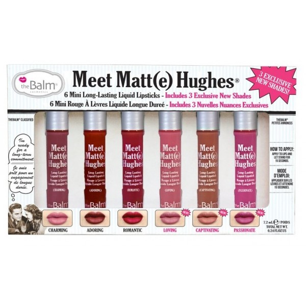 Meet Matt(e) Hughes New Color Mini Set Vol. 3