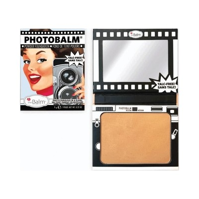 Photobalm Powder Foundation-Medium
