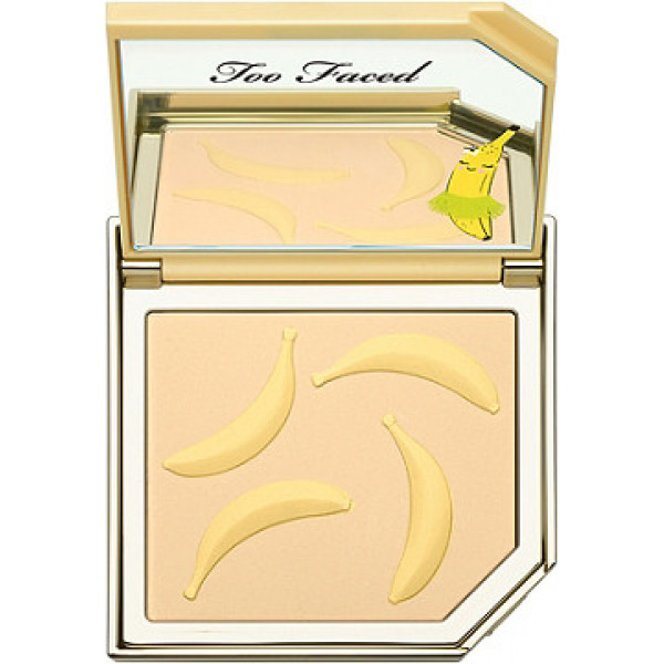 Too Faced It's Bananas! Setting Powder - Brightening Setting Powder