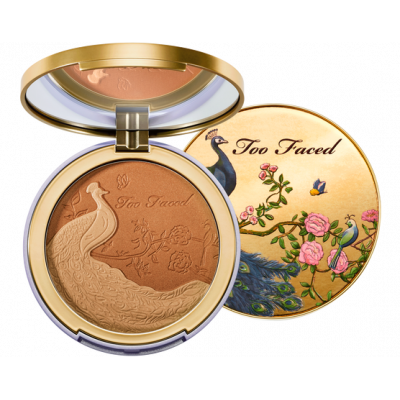Too faced Natural Lust Bronzer Satin Dual - Tone Bronzer