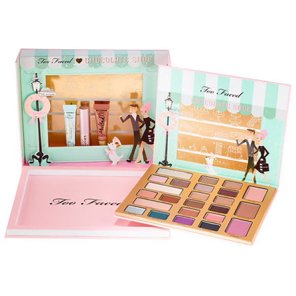 Too Faced-The Chocolate Shop