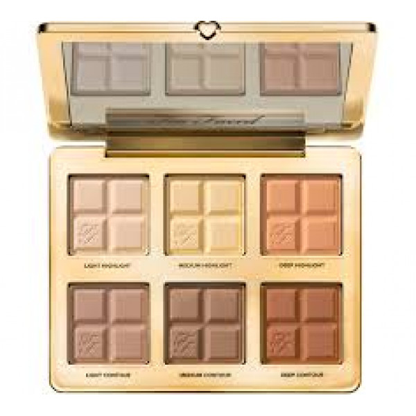 Too Faced Cocoa Contour Cocoa-Infused Contouring & Highlighting Palette
