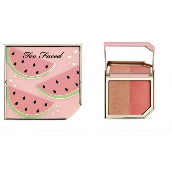 Too Faced Tutti Frutti Blush Duo Like My Melons?