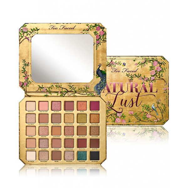Too Faced Lust Naturally Sexy Eyeshadow Palette