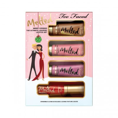 Too Faced Merry Kissmass Travel Set
