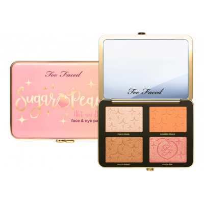 Too Faced Sugar Peach Face Palette