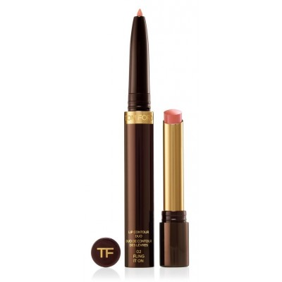 Tom Ford Lip Contour Duo - 02 Fling It On
