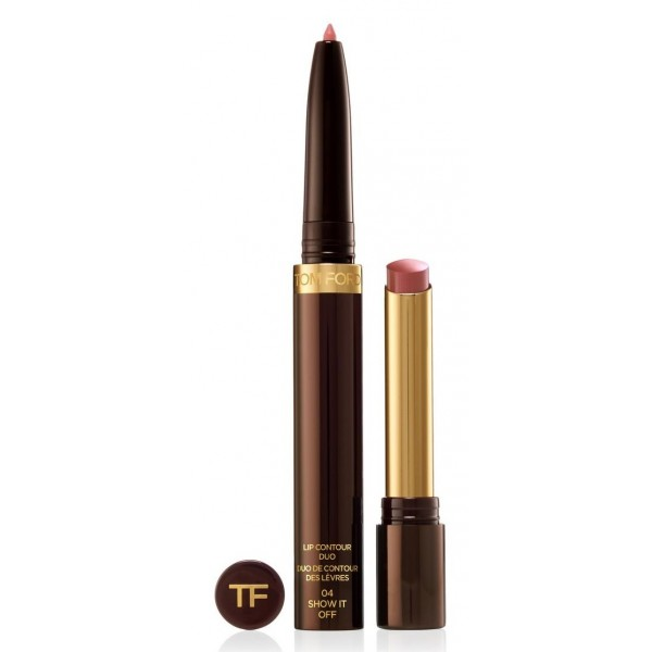 Tom Ford Lip Contour Duo - 04 Show It Off