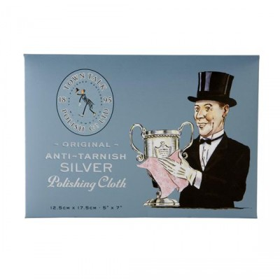 Original Anti Tarnish Silver Polishing Cloth