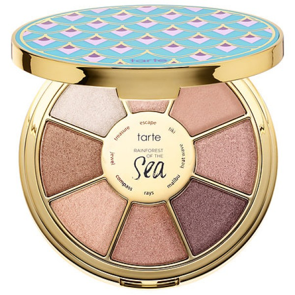 Tarte - Rainforest of The Sea Eyeshadow Palette Vol. III