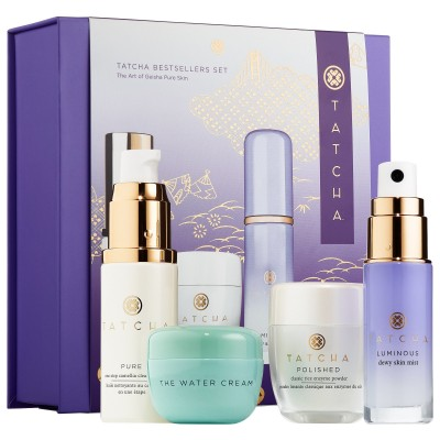 Tatcha Best Seller Travel Set (Limited Edt)