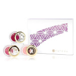 Tatcha Camellia Kisses Lip Balm Trio (Full Size) Limited Edt