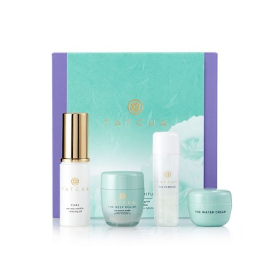 Tatcha The Starter Ritual Travel Set - Normal To Oily Skin