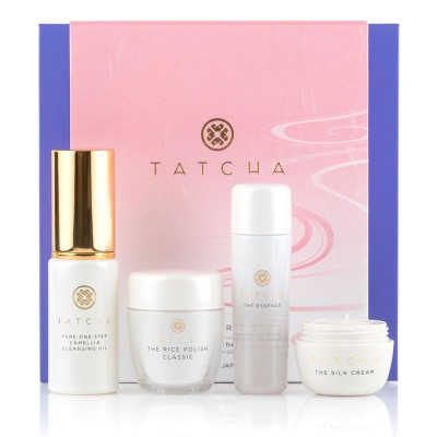 Tatcha The Starter Ritual Travel Set - Normal to Dry Skin