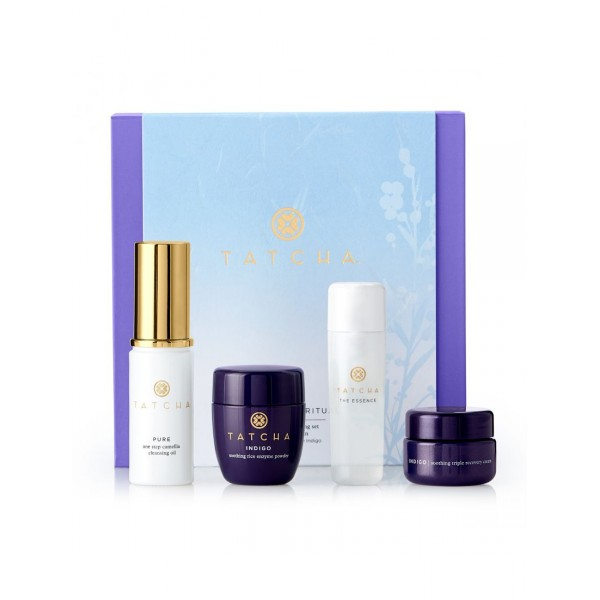 Tatcha The Starter Ritual Travel Set - Senstive Skin