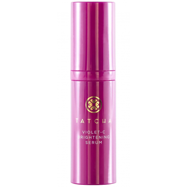 Tatcha Violet-C Brightening Serum 20% Vitamin C + 10% AHA Travel Size 5ml