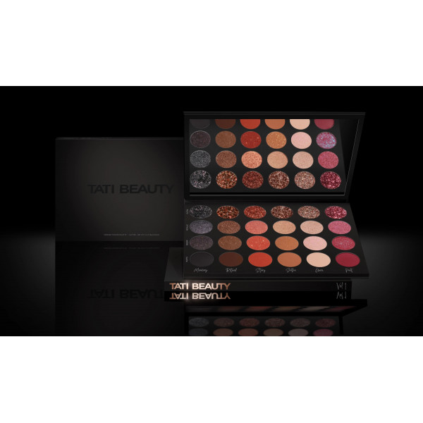 Tati Beauty Textured Neutrals Palette Vol. 1