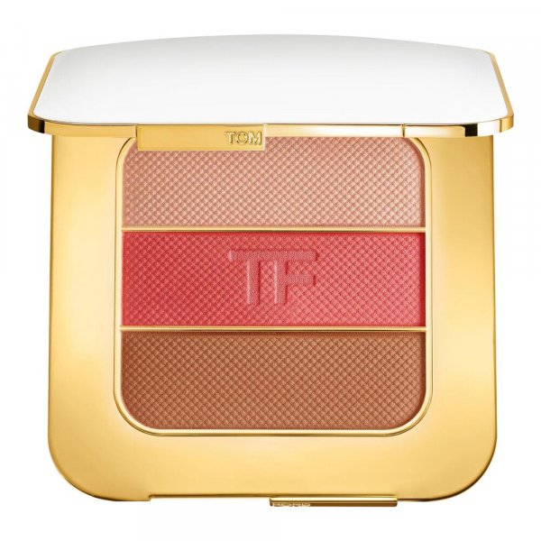 Tom Ford Soleil Contouring Compact - Soleil Afterglow 02