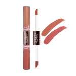 Girlacktik Matte Lip Paint Duo: Allure-Posh