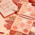 Colourpop Eyeshadow Pallete - Baby Got Peach