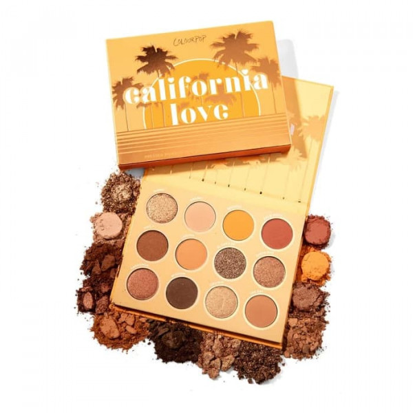 Colourpop Eyeshadow Pallete - California Love