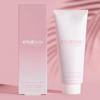 Kylie Skin Coconut Body Scrub ( Exfoliate + Renew )