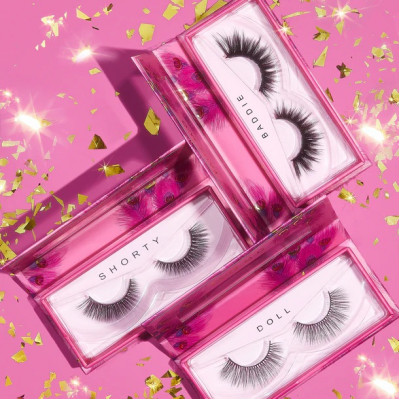 Colourpop Bye Bye Birdie Faux Lashes