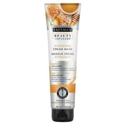 FREEMAN Beauty Infusion Hydrating Manuka Honey & Collagen Cream Mask 118ml