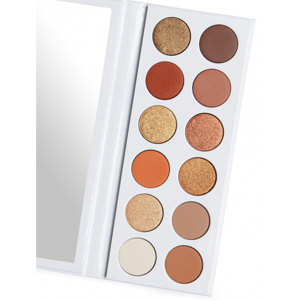 Kylie Kyshadow - The Bronze Extended Pallete