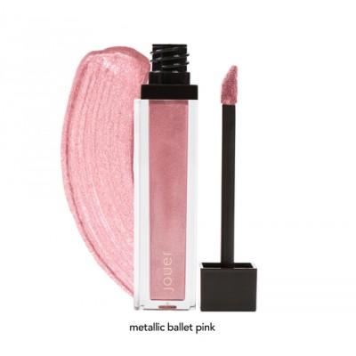 Long-Wear Liquid Lipstick - Citronade Rose (metallic ballet pink)