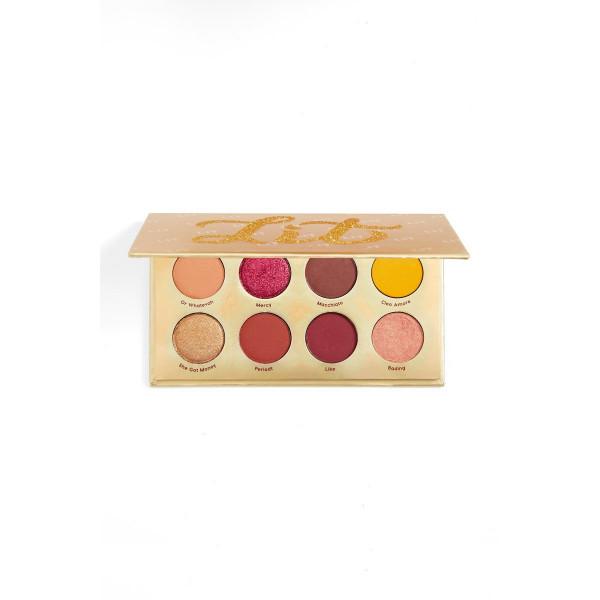 Colourpop x Bretman Pressed Powder Shadow Palette - Lit