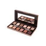 BH Cosmetics Nude Rose 12 Colors Eyeshadow Palette