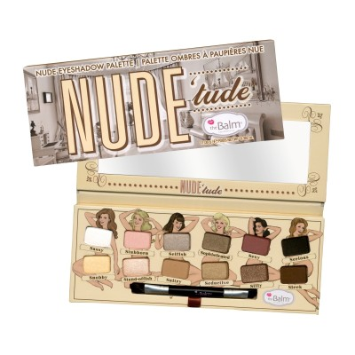 Nude Tude Palette - Naughty