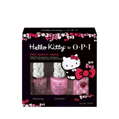 Hello Kitty Pretty Pedi Duo