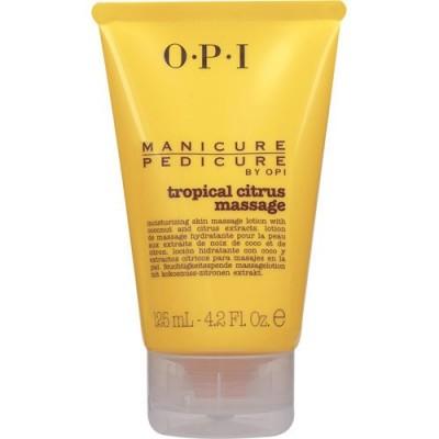 Manicure Pedicure by OPI -Tropical Citrus Massage- 125ml