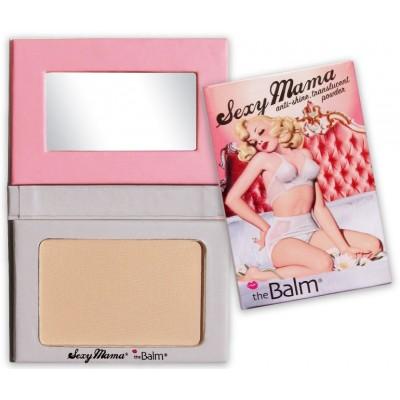 Sexy Mama Anti-Shine Translucent Powder