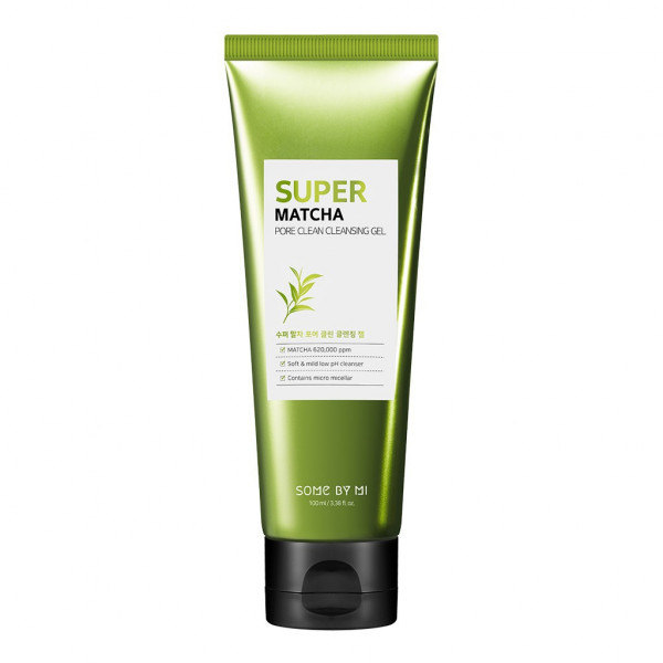 Some By Mi Super Matcha Pore Cleansing Gel 100ml