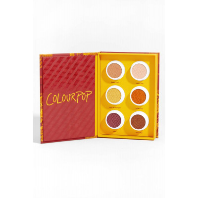 Colourpop Shadow Kit - Study Buddy