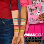 Storybook Cosmetics Eyeshadow Pallete - Mean Girls Burn Book