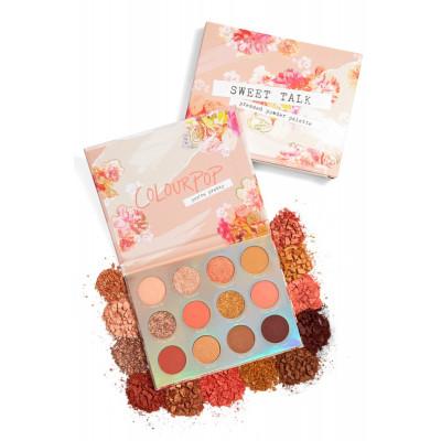 Colourpop Eyeshadow Pallete - Sweet Talk
