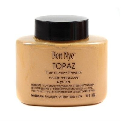 Ben Nye Transculent Face Powder Topaz 1.5oZ