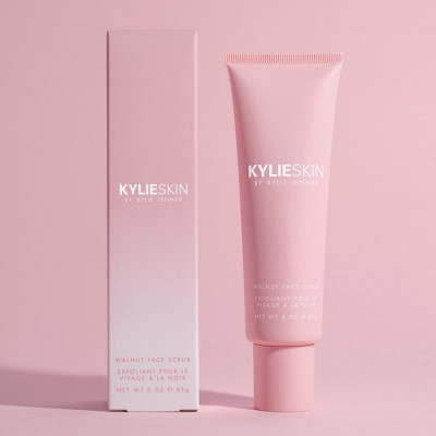 Kylie Skin - Walnut Face Scrub ( NO BOX )