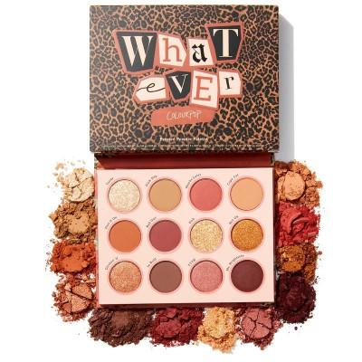 Colourpop Eyeshadow Pallete - Whatever