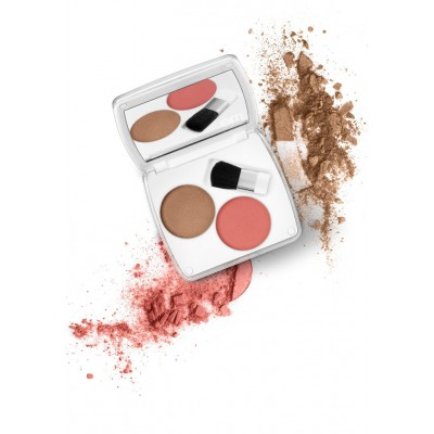 EM Shade Play Artistic Cheek Color Palette - Wink Wink