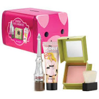 Benefit Cosmetics Happily Ever Laughter Mini Set (Piggy Pink)
